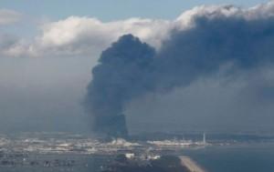 Giappone, nuovo allarme! Fumo dal reattore 3. Gravita' 6 su 7