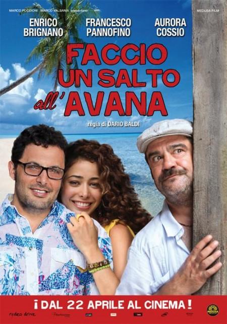 Faccio un Salto all'Avana, da domani al cinema.