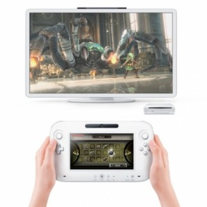 Wii U: Full HD e un tablet come joypad