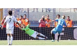 Il Catania batte il Cesena 1-0, dichiarazioni e tabellino