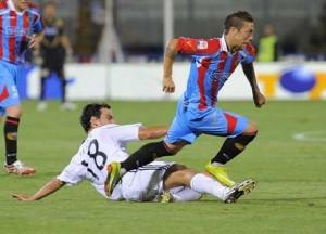 Cesena-Catania 0-0, Montella: dobbiamo continuare su questa strada