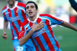 Calciomercato Catania: Francesco Lodi: ho un contratto fino al 2015...