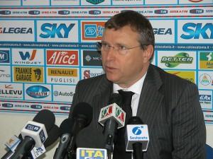Catania, Lo Monaco vorrebbe portare Barrientos a Napoli