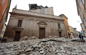 Terremoto Emilia Romagna, oggi 4 scosse in 30 minuti
