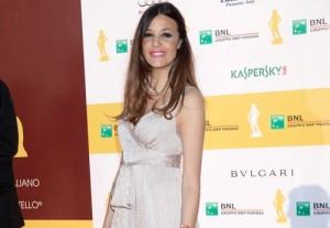 Alessia Fabiani incinta di due gemelli, Fabrizio Cherubini il padre