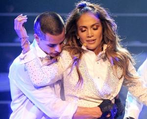 Jennifer Lopez e Casper Smart: è crisi, la cantante vuole lasciarlo