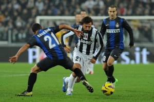 Juventus-Inter 1-3: gol, interviste e video della partita (Serie A 2012-13)