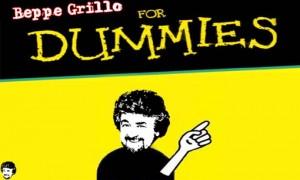 Beppe Grillo lancia 'Grillo for dummies', la guida ufficiale del 'Movimento 5 Stelle'