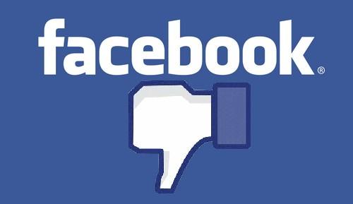"Facebook chiude a causa di un bug: ""Sorry, something went wrong"""
