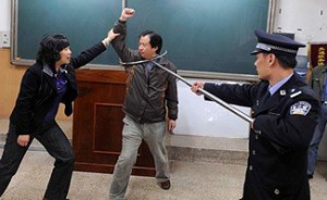 21 dicembre 2012: studente in Cina accoltella 23 bimbi per la fine del mondo
