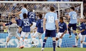 Lazio-Inter: diretta live 15 dicembre 2012 (Serie A 2012-13) [risultato finale 1-0]