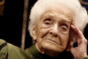 Rita Levi Montalcini muore a 103 anni, premio Nobel per la medicina nel 1986