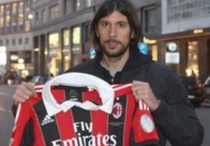 Milan, il nuovo acquisto Cristian Zaccardo è pronto al debutto