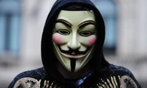 Anonymous, violato l'account Twitter in loro possesso