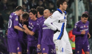 Fiorentina-Inter 4-1: nerazzurri disastrosi  (Serie A 2012-2013)