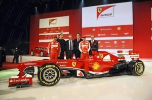 """F2013, presentazione della nuova Ferrari F138: """"Ora basta delusioni"""""""