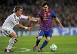 Milan-Barcellona: diretta TV e formazioni ufficiali (Champions League 2012-13)