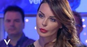 """Nina Moric a Verissimo: """"Fabrizio mi ha lasciato danni economici e psicologici!"""""""