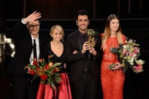 Sanremo 2013 chiude con la vittoria di Mengoni e 13,6 milioni di italiani davanti la tv