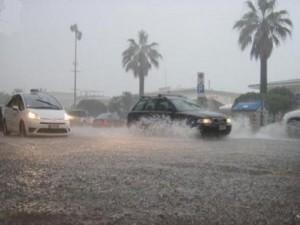 Ciclone Thomas su Catania: l'allerta meteo comunicata dal sindaco, oggi scuole chiuse