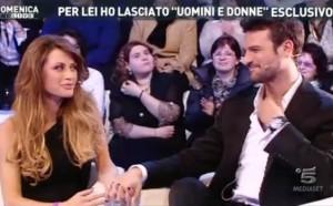 Uomini e Donne: l'ex tronista Alessandro Pess adesso è felice con Rossella