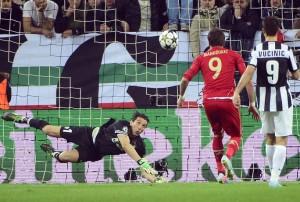 Juventus-Bayern Monaco 0-2: video gol e interviste (Champions League 2012-13)