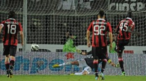 Siena-Milan 1-2: rossoneri in Champions League, Allegri 234 punti in tre anni
