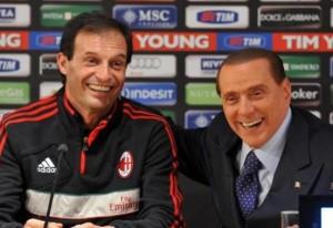 Calciomercato allenatori, Milan: Allegri via per Berlusconi, non per Galliani