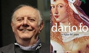 Dario Fo presenta la sua ultima fatica: 'La figlia del Papa'