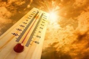 Caldo africano sul prossimo weekend, temperature fino a 35°