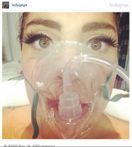 Lady Gaga finisce in ospedale per colpa dell'Altitudine