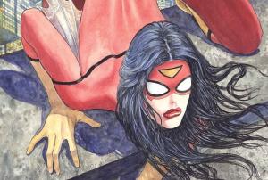 """La Marvel boccia la Spider Woman di Manara: """"Troppo sexy"""""""