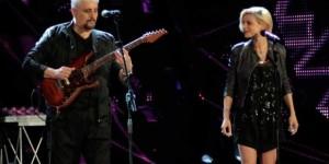 Emma Marrone, emozione pura nel duetto con Pino Daniele