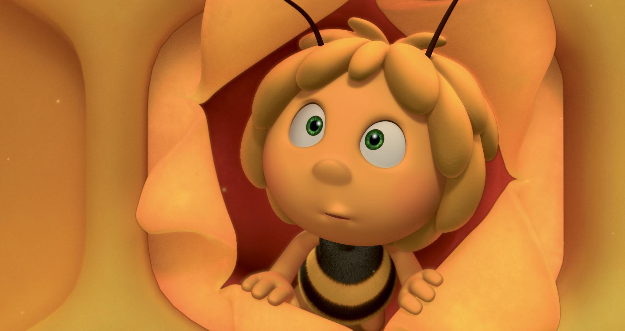 Roma Fiction Fest: vola vola l'ape Maia sul grande schermo