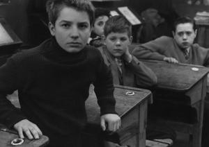 """""""I 400 colpi"""": ritorna in sala il capolavoro - manifesto di Truffaut"""