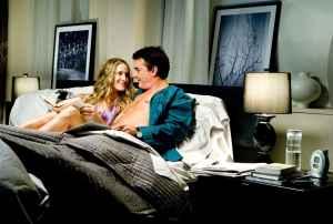 """Sex and the City, Mr. Big su Carrie: """"Era una poco di buono"""""""