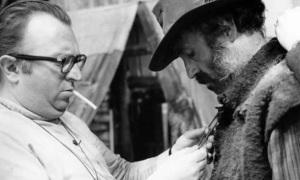 """""""C'era una volta in Italia"""": il cinema di Sergio Leone in mostra a Torino"""