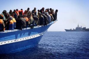"""Beppe Grillo: """"I profughi vanno accolti, i clandestini no"""""""