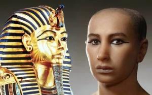 Ricostruito al computer il vero volto del faraone Tutankhamon