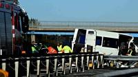 Drammatico incidente sull'A1 alle porte di Roma: 6 morti e 8 feriti