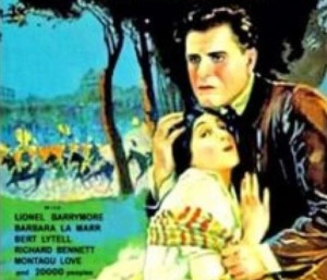 """Mussolini recitò in un film del '23, ritrovato e restaurato """"The Eternal City"""""""