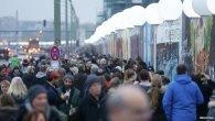 Caduta Muro di Berlino: palloncini bianchi per il 25° anniversario