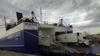 Traghetto in fiamme in Grecia, soccorsi difficili per i 466 passeggeri