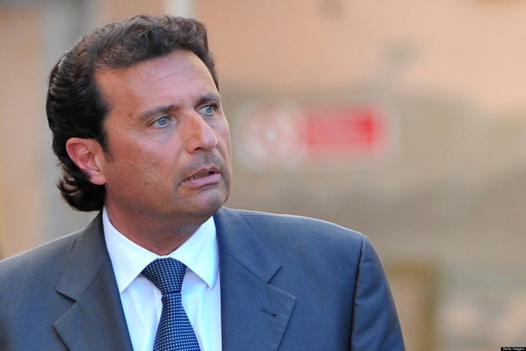 Costa Concordia, il pm chiede 26 anni per Francesco Schettino