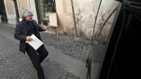 Grillo e una delegazione del M5S hanno incontrato Mattarella