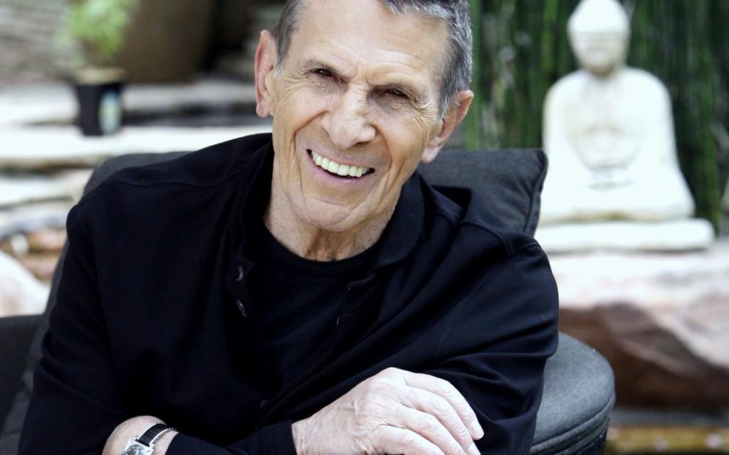 "Addio dott. Spock: si è spento Leonard Nimoy, stella di ""Star Trek"""