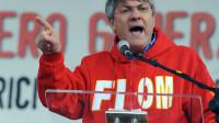 """Manifestazione Fiom-Cgil a Roma, Landini: """"Oggi una nuova primavera"""""""