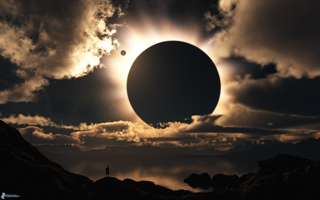 Eclissi solare:  in Sicilia sole nero al 54% [orario di inizio e fine]