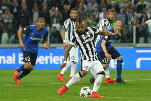 Champions League: Juventus 1-0 sul Monaco, decide Vidal