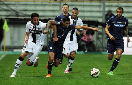 Parma-Udinese, orgoglio Ducato: i bianconeri in ritiro dopo la sconfitta